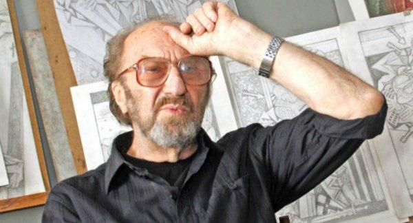 Ушел из жизни народный художник России Виталий Волович