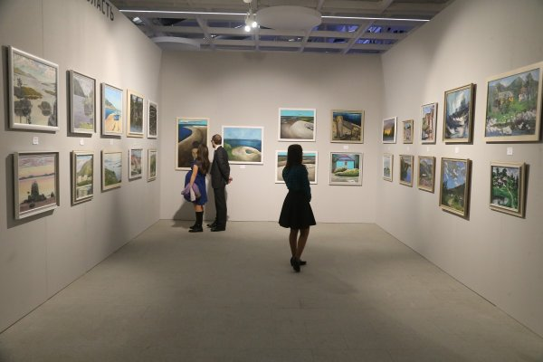Живописные работы Третьяковской галереи представят в парке «Зарядье»