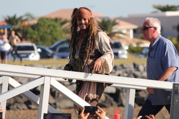 Режиссеры готовят перезапуск «Пиратов Карибского моря» без Джонни Деппа