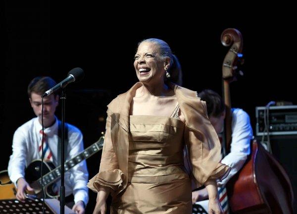 В Москве состоится концерт джазовой вокалистки Патти Остин с оркестром Бутмана