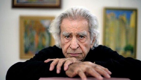 В Москве умер 99-летний скульптор Николай Никогосян