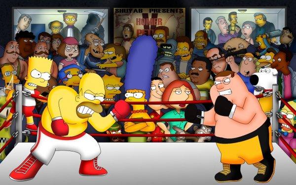 СМИ: Fox работает над полнометражными мультфильмами «Гриффины» и «Симпсоны»