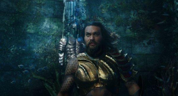 «Аквамен» будет идти в IMAX в более высоком соотношении сторон – Джеймс Ван
